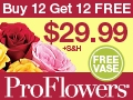 Buy 12 Roses Get 12 FREE! Click Now!