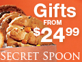 Gifts From $24.99 at Secret Spoon!