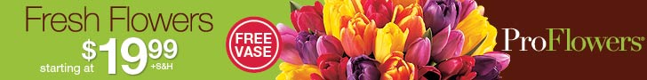 Spring Specials at ProFlowers!