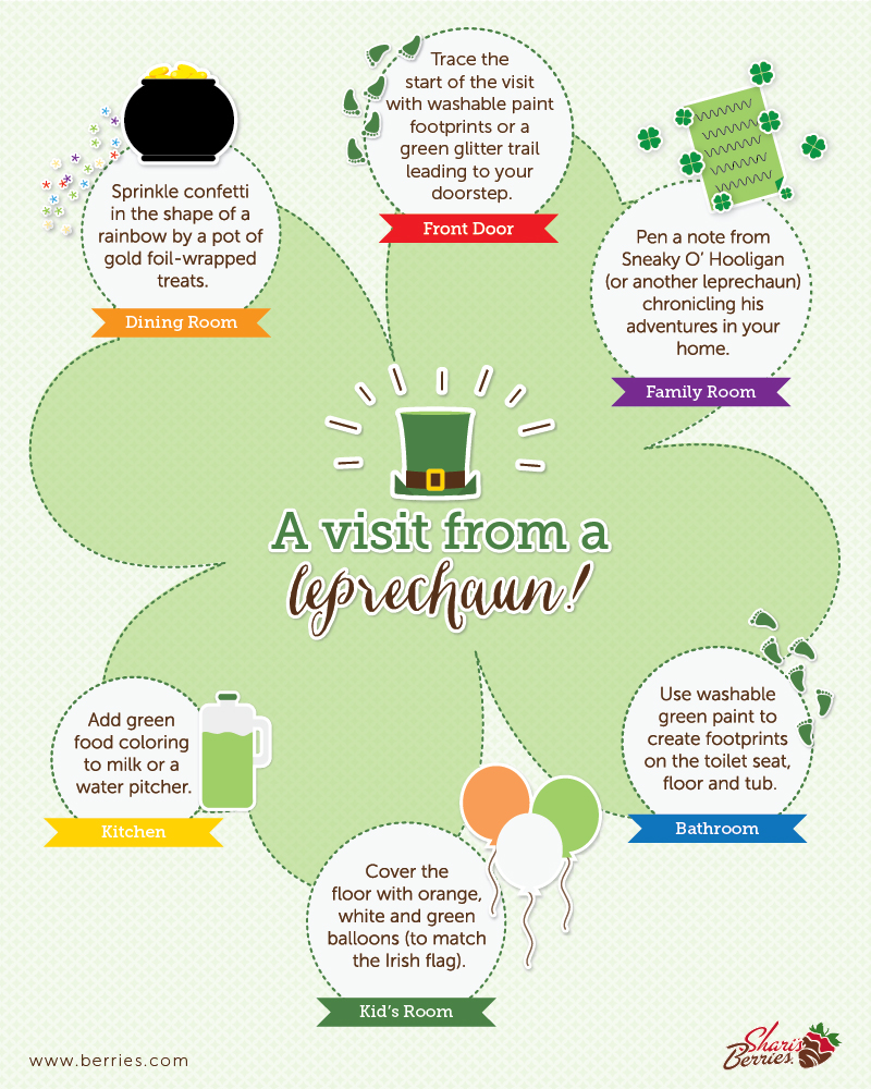 Leprechaun Visit